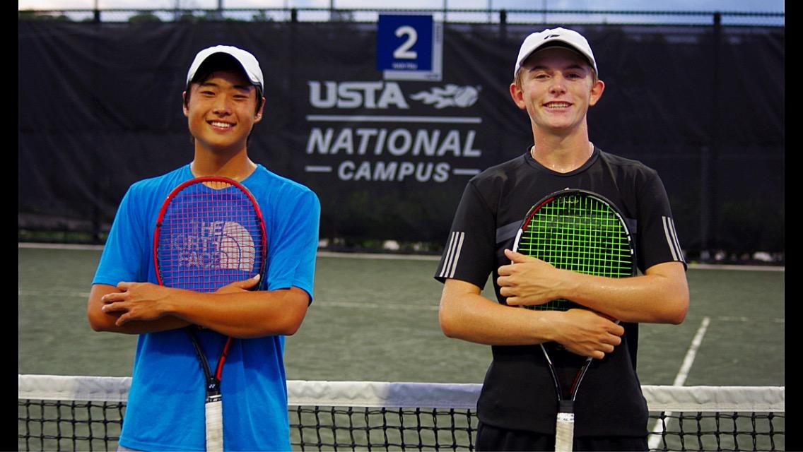 RCC Tennis: USTA National Doubles Championships