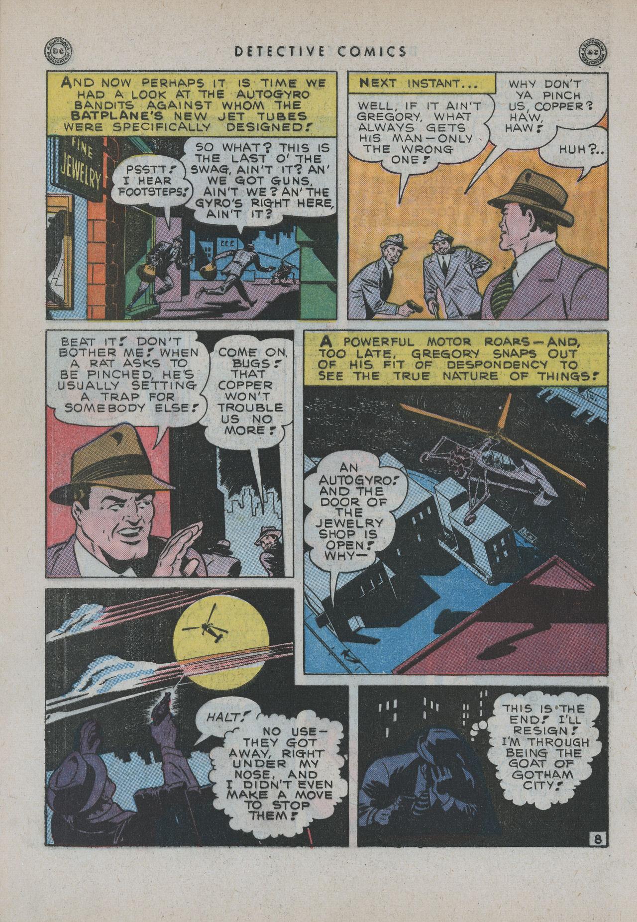 Read online Detective Comics (1937) comic -  Issue #108 - 10