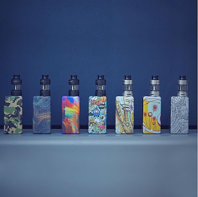 What Will You Get From Aspire Puxos 80/100W TC Starter Kit