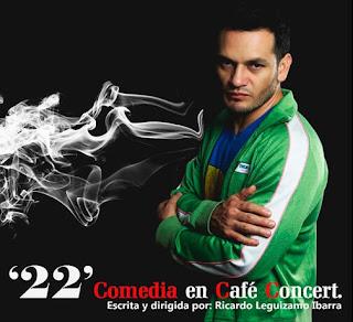 '22' COMEDIA EN CAFE CONCERT (TEATRO) 3