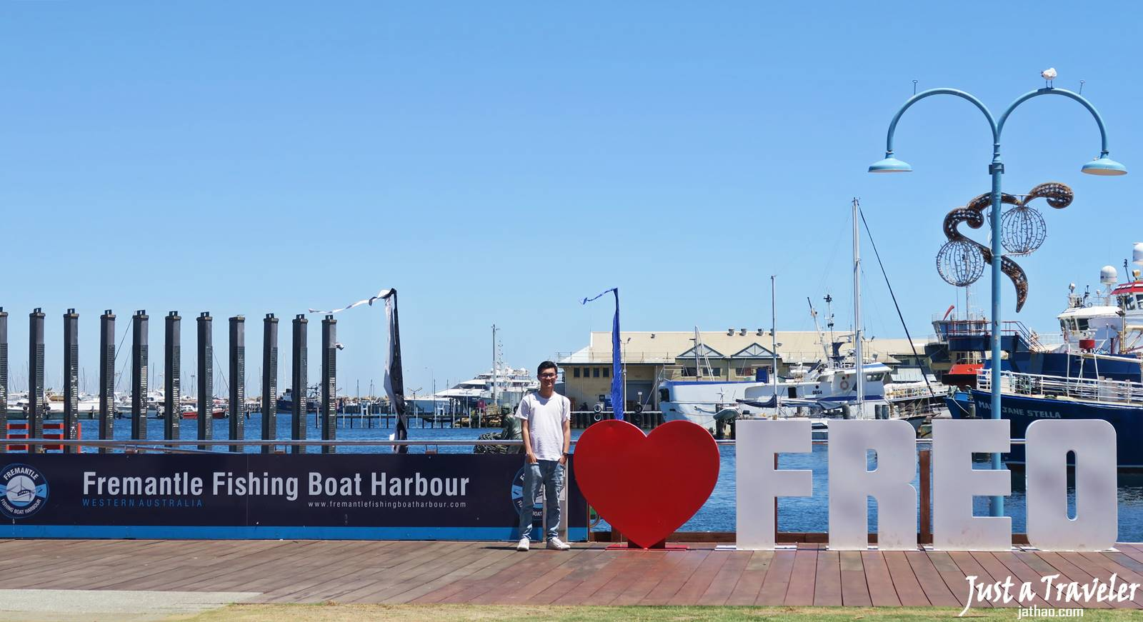 伯斯-推薦-景點-費里曼圖-Fremantle-漁船碼頭-Fishing-Boat-Harbour-自由行-交通-必去-必玩-美食-旅遊-行程-一日遊-遊記