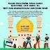 Hukum sekitar masjid ada musik, skate park, cafe, mural dll dalam Islam
