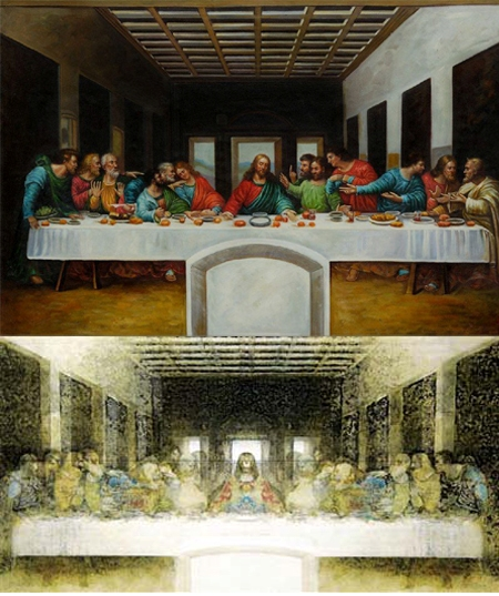 Get FuN Here: RENOWNED PAINTINGS WITH HIDDEN CODE
