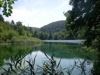 lagos de plitvice bañarse