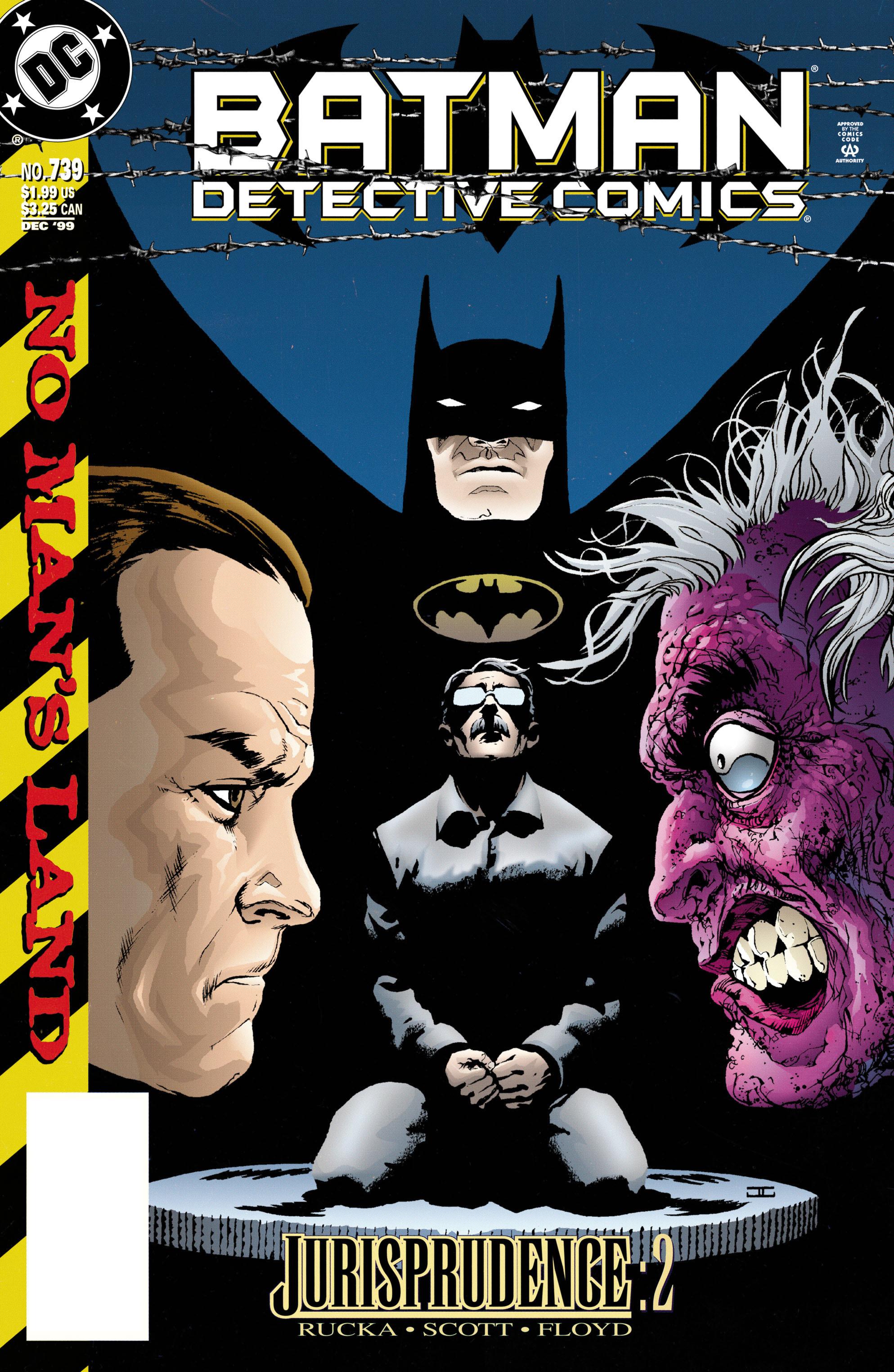Detective Comics (1937) 739 Page 0