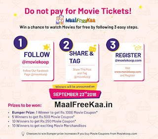 Free Movie Tickets