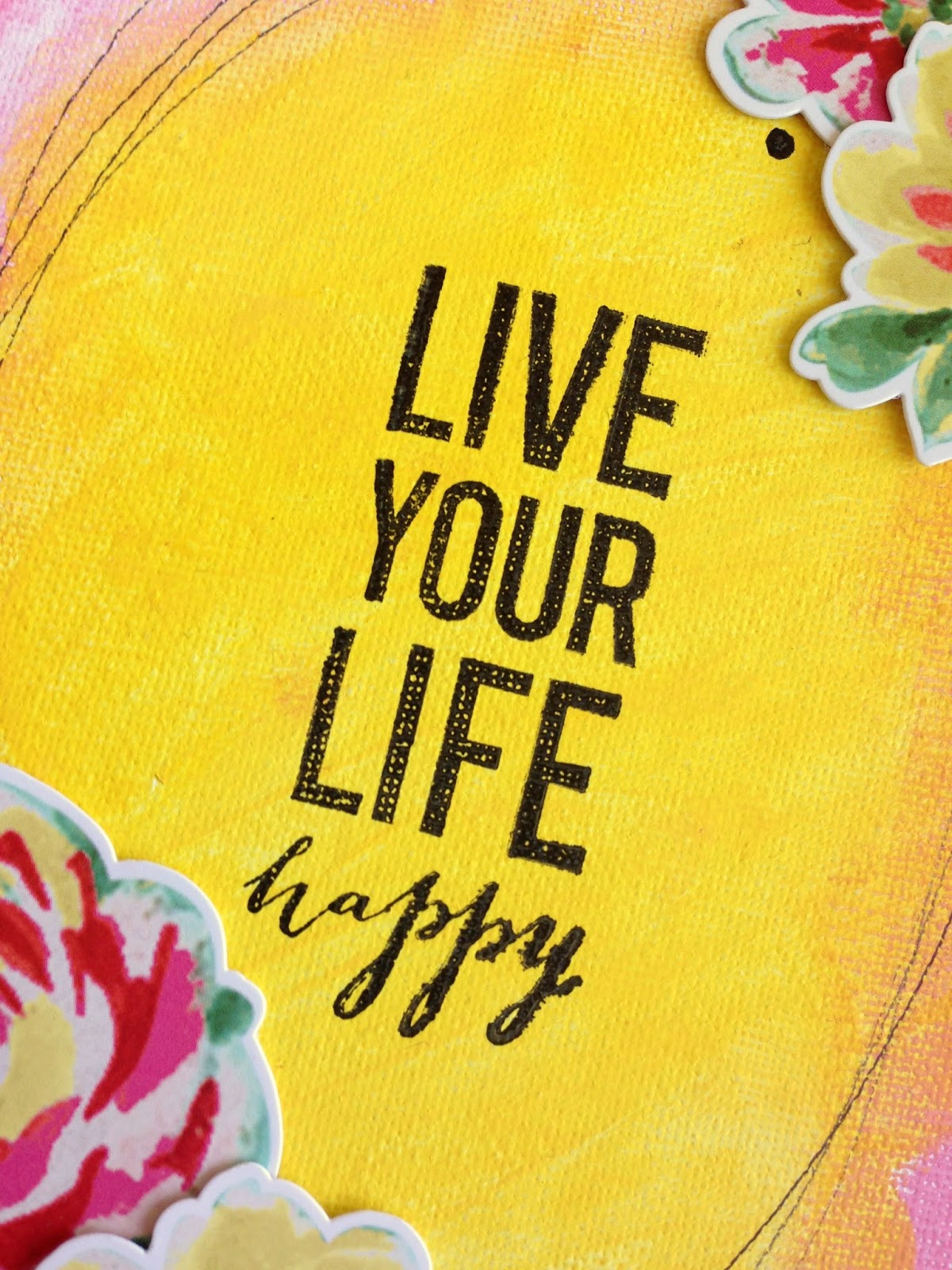 Precocious Paper: Live Your Life Happy