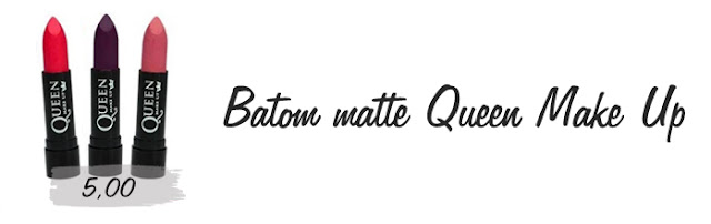 Batom BBB - Queen Make Up