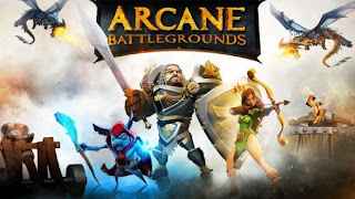 Arcane Battlegrounds Mod APK + Official APK - wasildragon.web.id