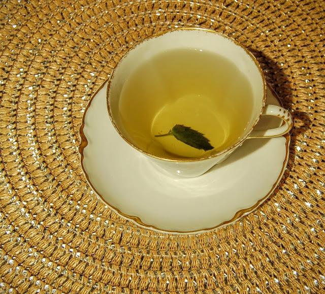 Mint Tea from Scratch