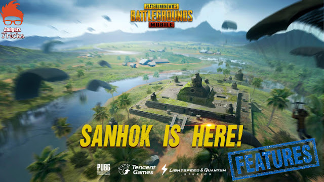 Pubg Mobile 0 5 3 Apk For Android Ios With Patch Notes: New PUBG Mobile V0.8.0 Adds Sanhok Map, New Vehicles, Guns