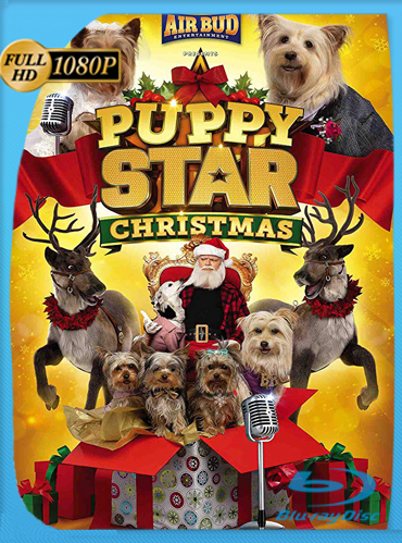 Puppy Star Christmas (2018) HD [1080p] Latino Dual [GoogleDrive] TeslavoHD