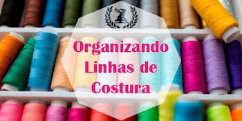 Organizando as linhas de costura