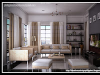 modern design of living room in the philippines