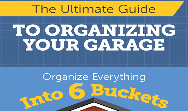 The Ultimate Guide to Organizing Your Garage