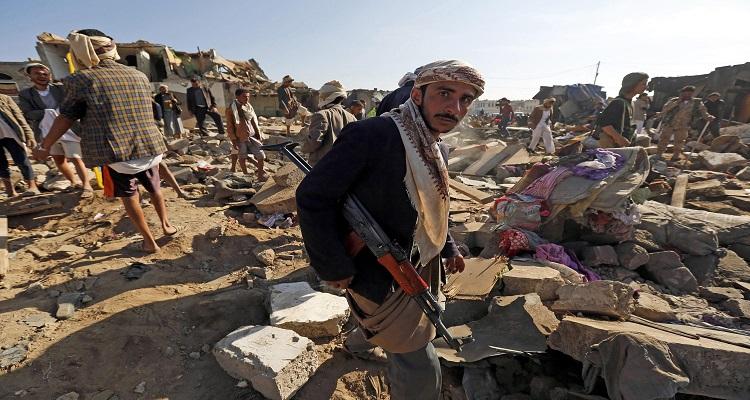وقف إطلاق النار في اليمن لمدة 48 ساعة بدءا من ظهر اليوم