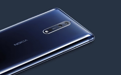 MWC 2018: Nokia launched its best Android phone named Nokia sirocco 8