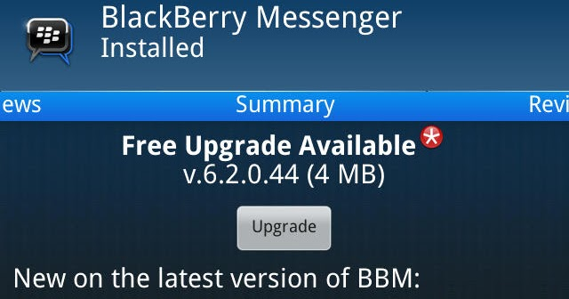 download free yahoomail app for blackberry