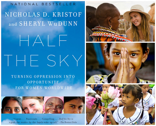 half the sky review Half the sky - chapter 2: prohibition and prostitution summary & analysis nicholas d kristof and sheryl wudunn this study guide consists of approximately 51 pages of.