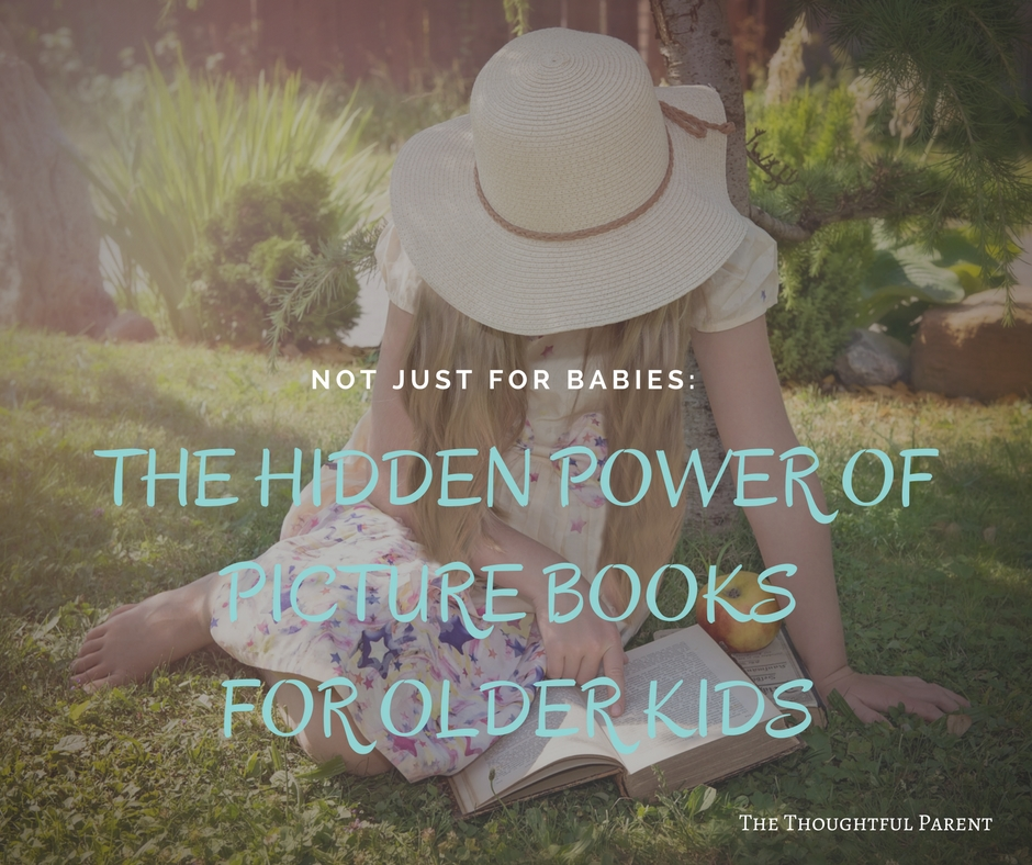 Not Just For Babies The Hidden Power Of Picture Books For Older