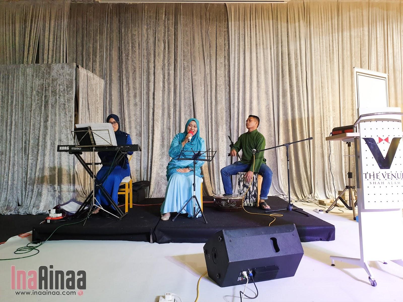 THE VENUE SHAH ALAM- Hak Milik Ina Ainaa
