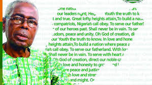 Benedict Odiase Composer of Nigeria Current National Anthem