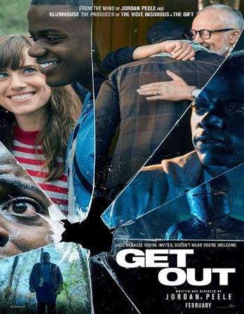 Get Out 2017 English 720p BluRay ESubs