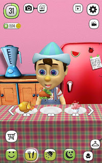 My Talking Pinocchio Apk v2.9 (Mod Money)