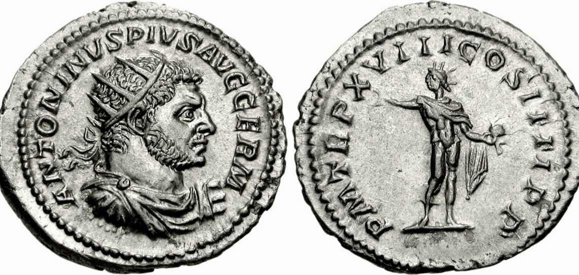Moneda romana y cosas en Derecho romano