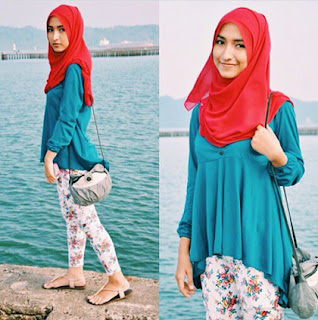 Tips Cantik Kombinasi Warna Baju2