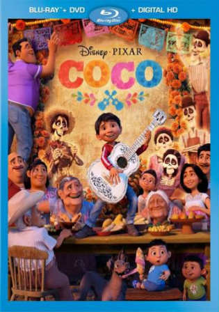 Coco 2017 BluRay 350MB Hindi Dual Audio ORG 480p Watch Online Full Movie Download bolly4u