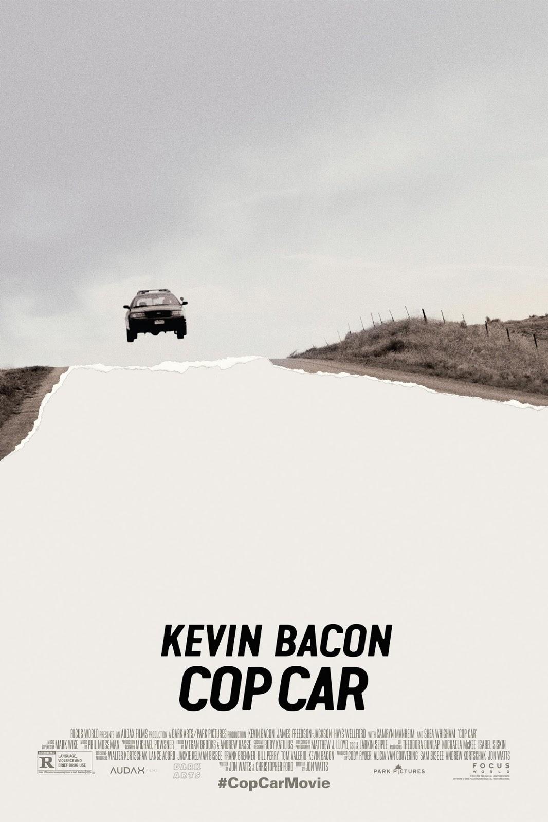 Nonton Film Cop Car (2015)