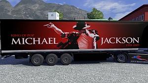 Michael Jackson trailer