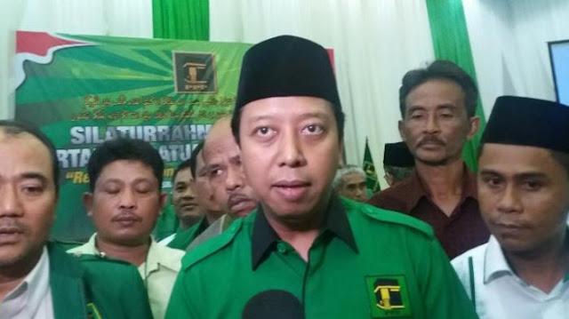 Rommy Ingatkan Prabowo-Sandi: Demokrat Berkuasa 10 Tahun Tak Mampu Menang di Jateng