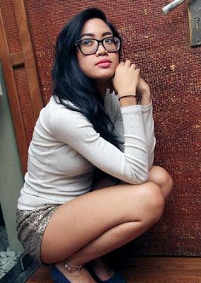 Profil Widi 'Vierratale', Artis Cantik Sexy Indonesia