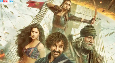 "Thugs of Hindostan (2018) Indian movie review_BD Films Info Thugs of Hindostan is an Indian Hindi language action adventure film directed by Vijay Krishna Acharya in 2018. This is a overall film review of the film. It is a huge budgeted film. But It could not be successful to earn the money. I just watch the movie. Everyone or someone tells that it dampens the audiences. Everyone will comment in accordance with his own way. But I think it is creative work though there is something weakness in acting and characterising.     The story of the film is about ""Azadi of Hindustan' or the freedom of Indian subcontinent. The set of the film is of 1795. Actually, it's story, cinematography, background sound and music, natural scenery, adventurous movement, set, editing etc are very creative but I don't think at all about it's acting. There is some weakness in acting of some casts but not of all. Overall the film is like able. But the audience is the factor how they will take the film. They can take it as entertainment, someone as others. It is under several genres like action, adventure, fantasy.   We have watched Dhoom, Dhoom 2, Dhoom 3 directed by Vijay Krishna Acharya. They are the blockbuster films and screened for a more duration and earned successfully but if we see in this film. It has dropped the success of the past of the director. Actually all the sectors of the movie are very strong. But There is some weaknesses that are not matched with the story and location specially for the that time. Pirate is not matched with the history of Indian subcontinent at that time. Secondly freedom has not come or Indians have not won freedom doing notoriety rather belief, hope, unity and nationality. In this film Amir Khna has acted as Thug but the movie title is Thugs of Hindostan. So, we find out here Thugs plural. So, Firangi (Amir Khan) as well as British officers are the Thugs, cheaters. For this reason. the title of the movie is done as plural.   The past performance and reputation are very positive. But in this film as a character of thug, he has lessened his reputation. But I think from his characterising place he has done good by doing strong acting and comedy.   Some other leading characters are Amitabh Bachchan as Khudabaksh Jhaazi, Fatima Sana Shaikh as Zafira Baig, Katrina Kaif as Suraiya a dancer, Mohammad Zeeshan Ayyub as Shanichar, Lioyd Owen as John Clive, Ronit Roy as Mirza Sikandar Baig and some others. Katrina Kaif is seen in two or few sequences. But as leading woman character Fatima Sana Shaikh has played her role in some places very weakly. The rest of the characters have played well. Specially the Amitabh Bachchan's performance is very noticeable to all. His Dialogue and performance are very strong that has influenced in the whole move. I think Fatima as supporting character of Amitabh Bachchan. As a leader, Amitabh Bachchan as Khudabaksh changes the plot of the movie. So, there is very important influence of him here.   I don't think it is an unsuccessful work rather I think it is a kind of new starting. I think in this sense that the director has mixed the history with a fiction story. For example; fictional elements are pirates, adventure at that time, fantasy etc. I think the next directors will get inspiration from this and will direct movie matching the fantasy, history fiction, adventure."