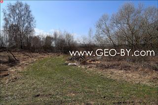 Свалка мусора в Станьково