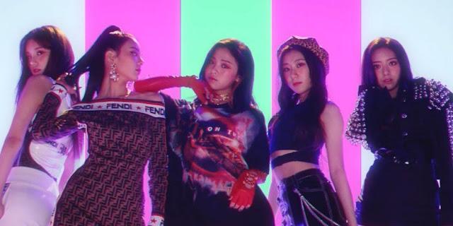ITZY Menjelaskan Arti Dari Nama Grup Mereka di Teaser Terbarunya