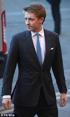26-year-old Duke of Westminster, Hugh Grosvenor inherits £9.3 Billion, now Britain's youngest billionaire