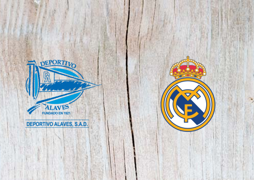 Alaves vs Real Madrid Full Match & Highlights 06 October 2018