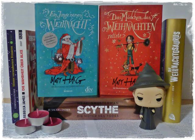 Gelesene Bücher Dezember 2017