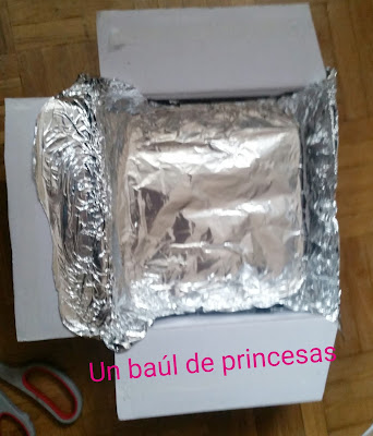 caja interior para bombo