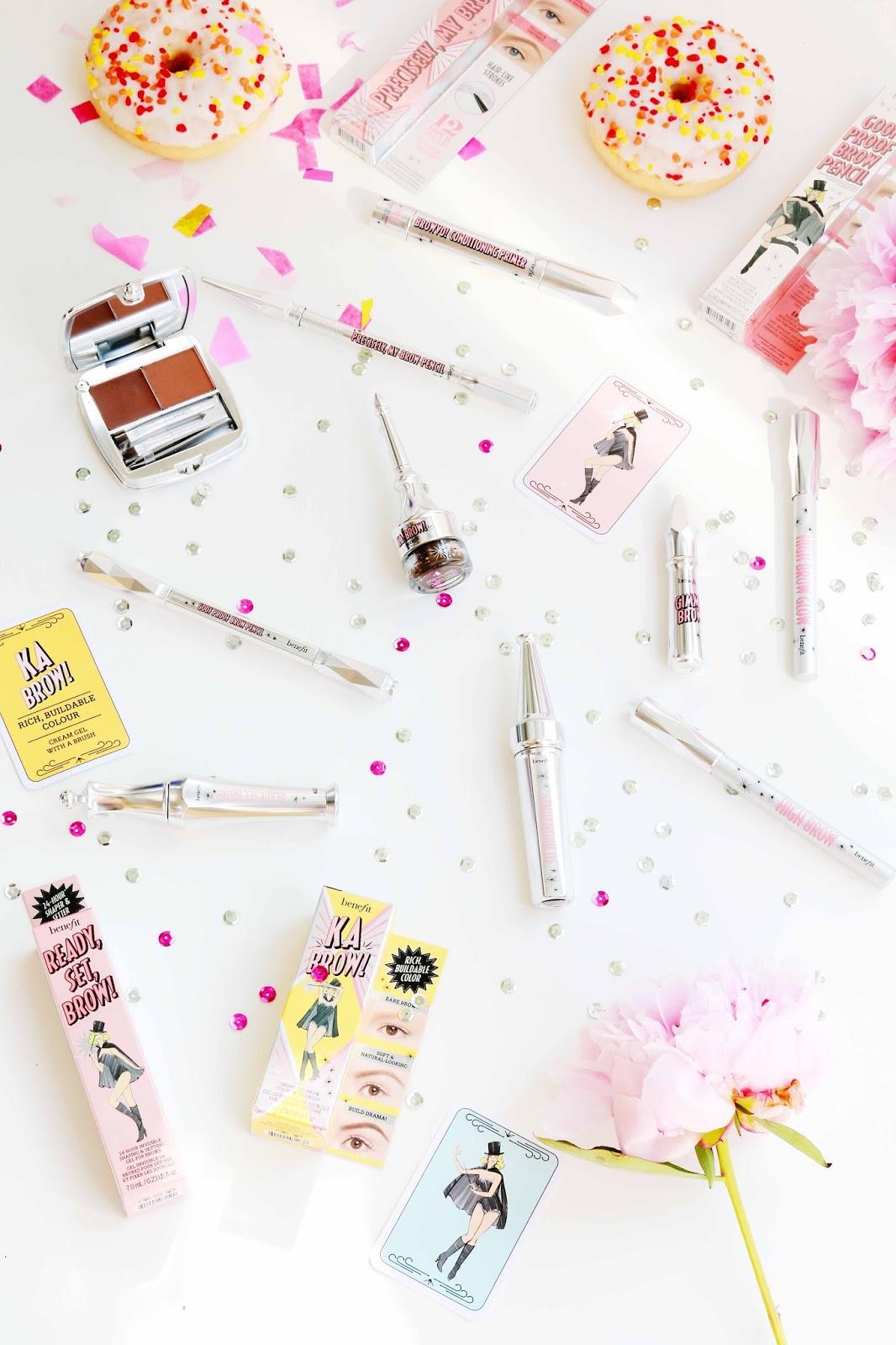 Beauty, Benefit, Benefit Cosmetics, Benefit Brow Range, Eyebrows, Brows, Make Up,
