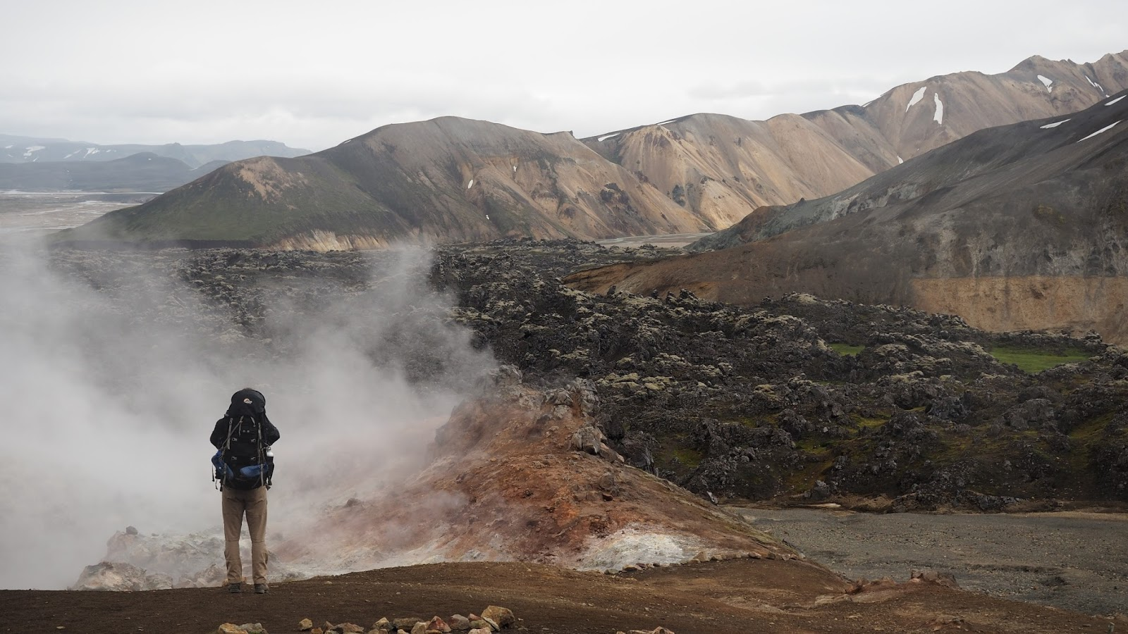 gorące źródła, Islandia hotspring, blog o Islandii
