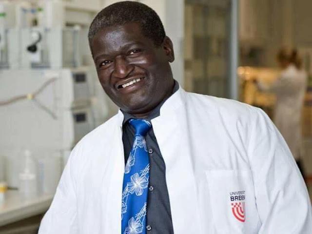 Professor Andrew Nok,Kaduna State Education Commissioner Dies