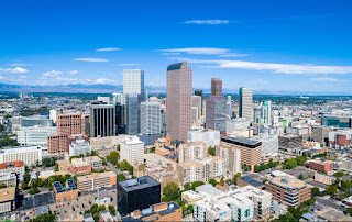mercado de casas de venta en Denver