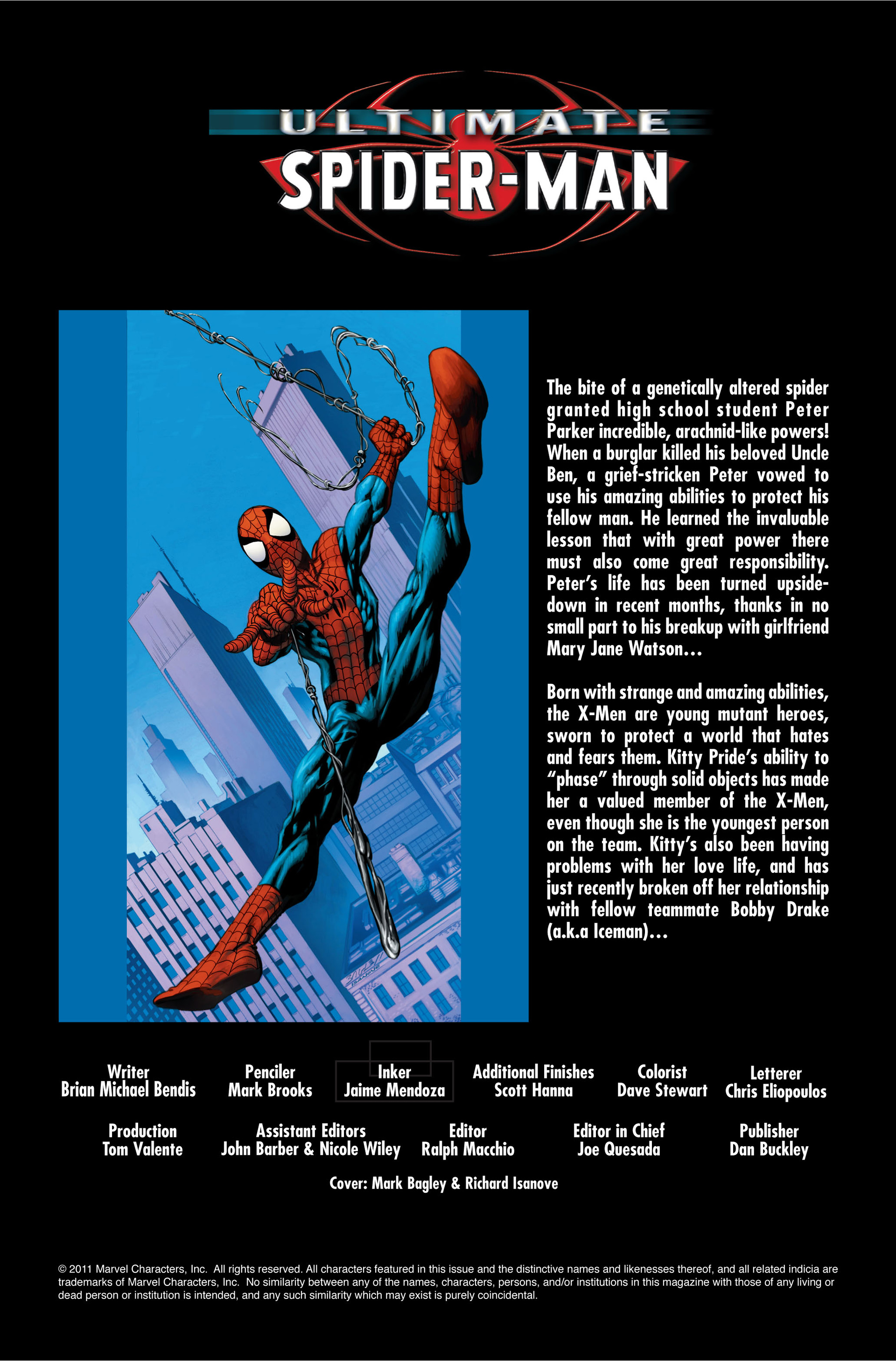 Read online Ultimate Spider-Man (2000) comic -  Issue # Annual 1 - 2
