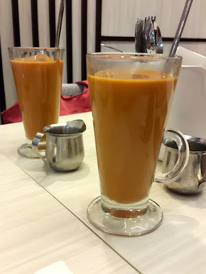 Thai Milk Tea Som Tam Orchard Central
