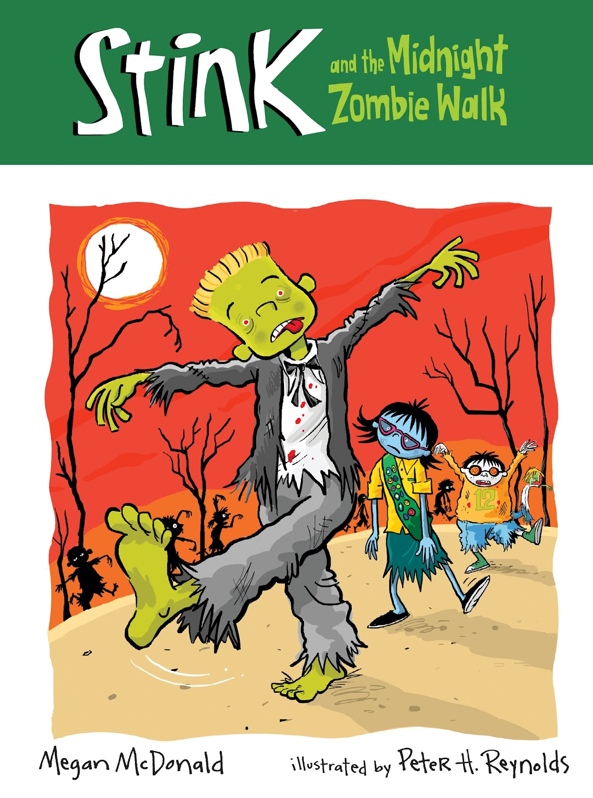 366 Books My Year Of Reading 134 Stink And The Midnight