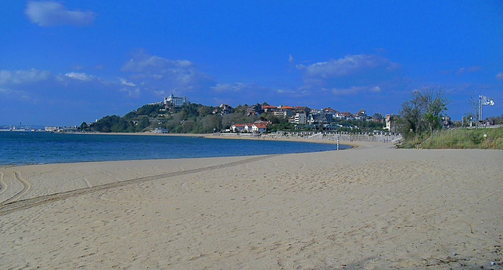532a99c2a726 playas y paseos por la costa: PLAYAS DE SANTANDER EN LA BAHIA DESDE ...